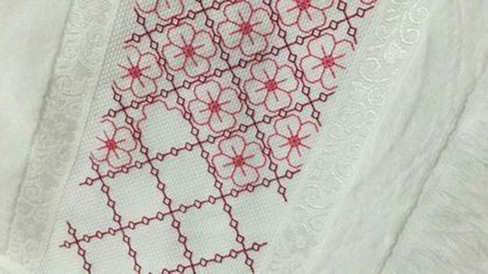 схемы вышивки цветы