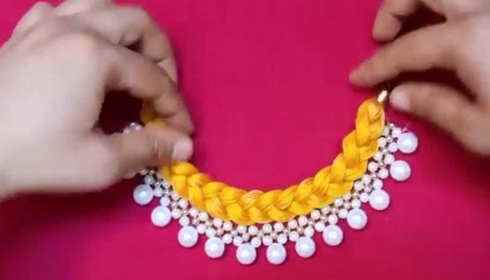 ожерелье своими руками-11