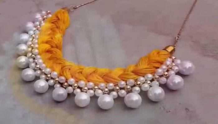 ожерелье своими руками-30