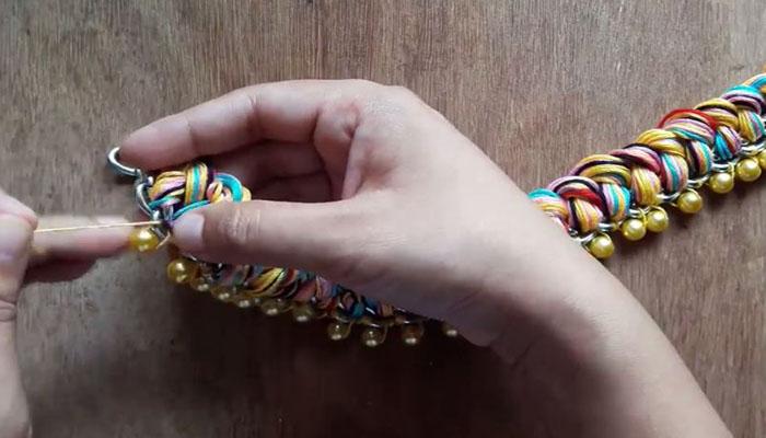 ожерелье своими руками-25