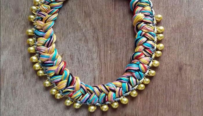 ожерелье своими руками 11