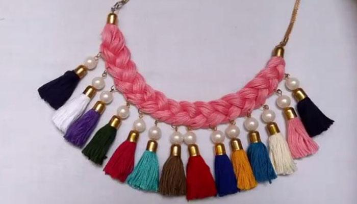 ожерелье своими руками-15