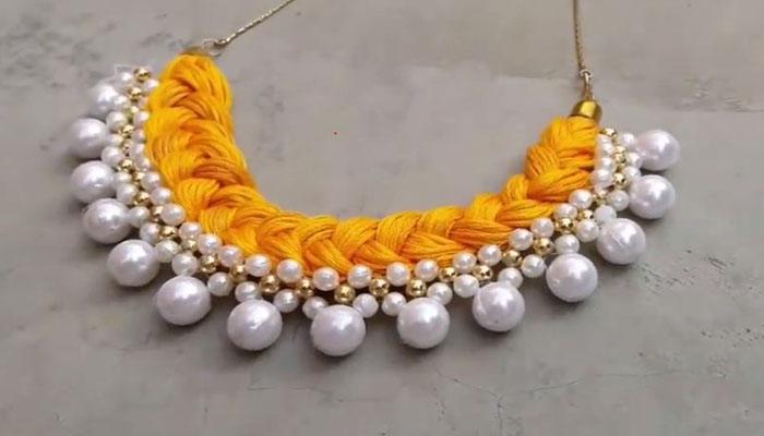 ожерелье своими руками 3
