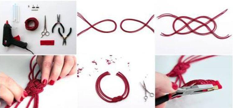 как сделать ожерелье - 10