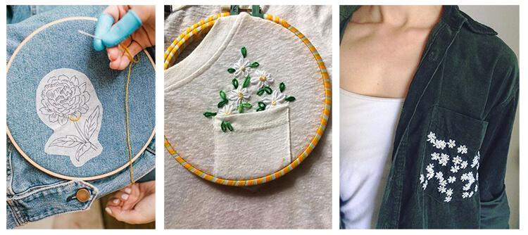 схемы вышивки 2