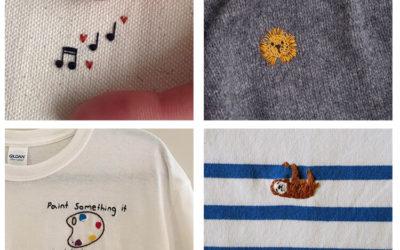 Как вышивать на одежде: 12 шагов к совершенству