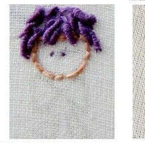как вышивать на одежде 5