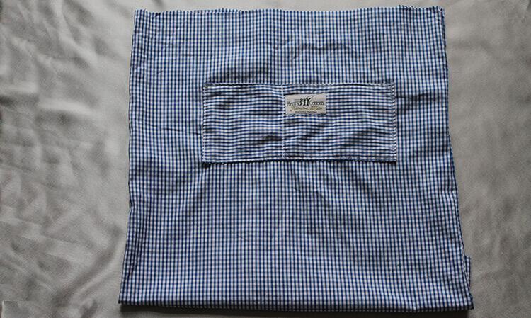 сумка из юбки 8