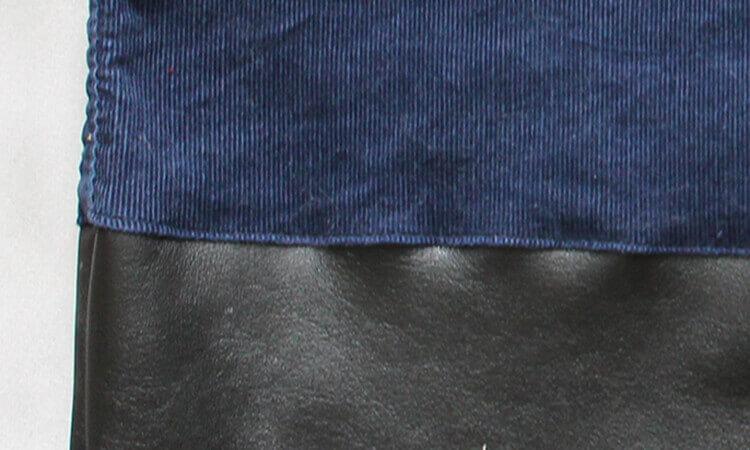 сумка из юбки 3