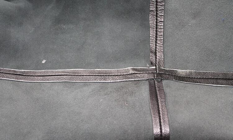 сумка из юбки 5