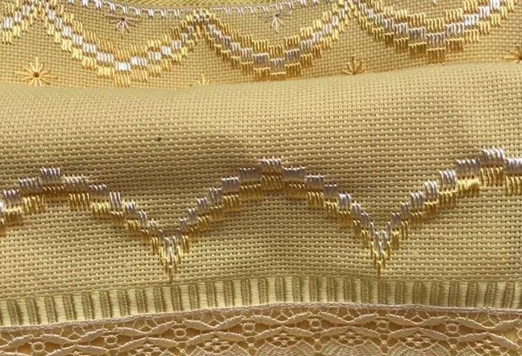 техника вышивки14