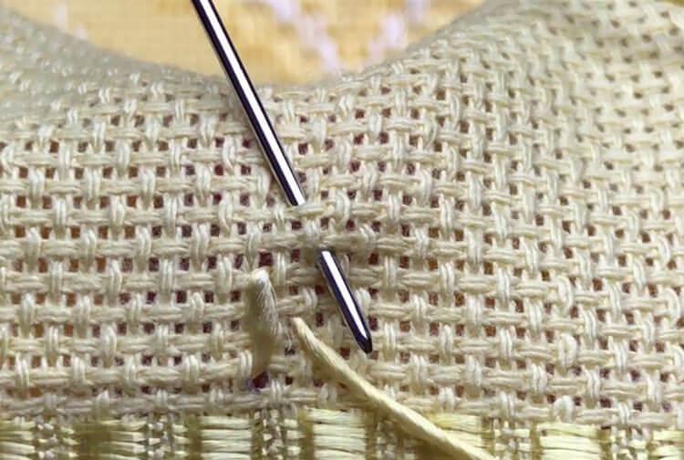 техника вышивки 3