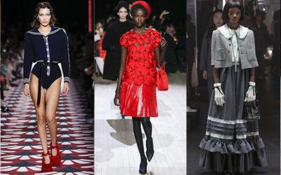 Тенденции моды осень зима 2020/2021