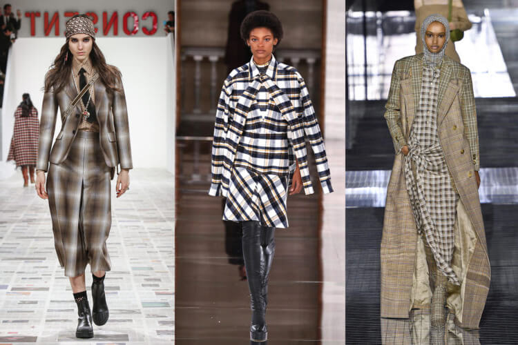 тенденции моды осень зима 2020 2021