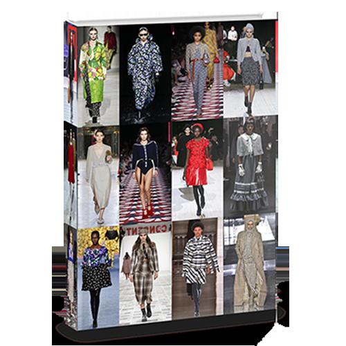 тенденции моды осень зима