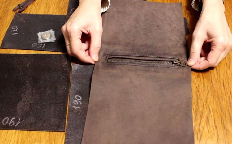 выкройка сумки 1