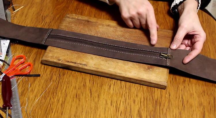 выкройка сумки 15