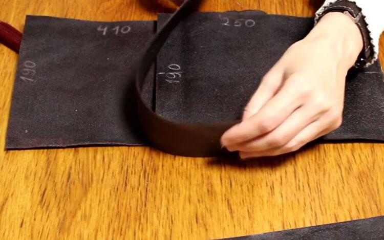 выкройка сумки 3