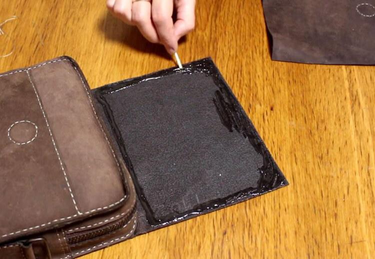 Сшить сумку из кожи 41