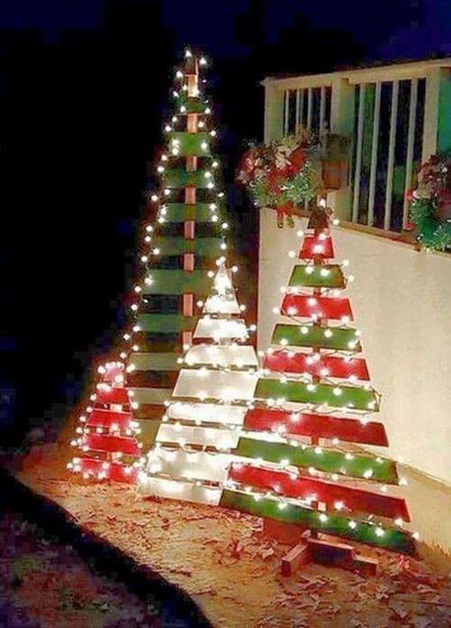 новогодний декор для дома фото