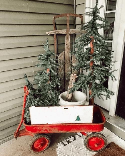 новогодний декор для дома фото 2