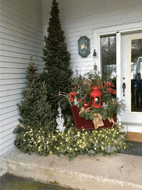 новогодний декор для дома фото 3
