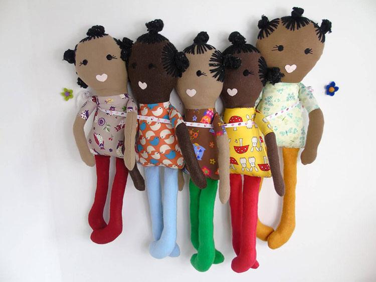 какую куклу можно сшить 7