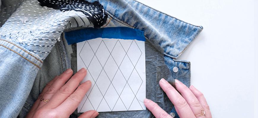 переделка джинсовой куртки 3