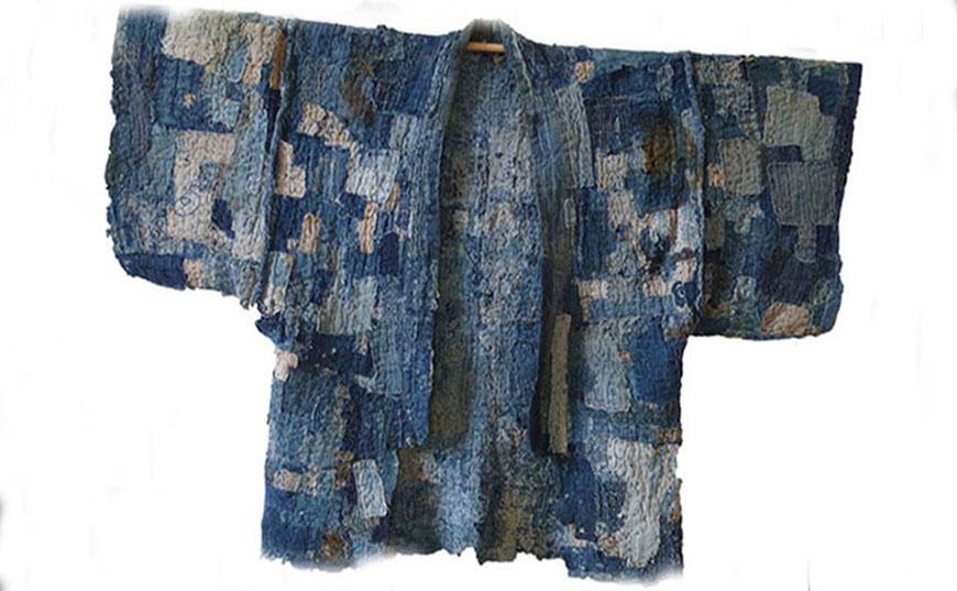 вышивка сашико в одежде 2